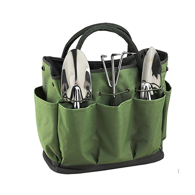 fabric tote for garden tools